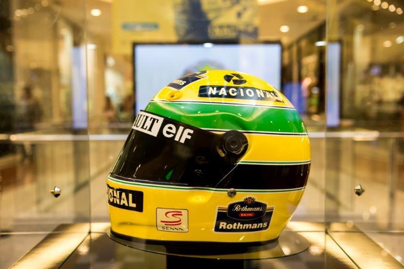 Senna na Cabeça e no Coração